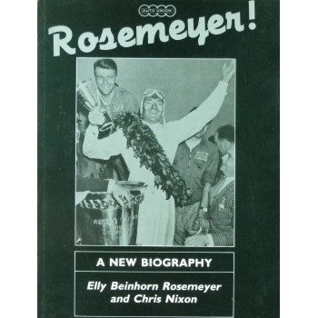 Rosemeyer! A new Biography