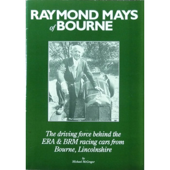 Raymond Mays of Bourne