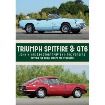 Triumph Spitfire & GT6: Setting the Small Sports Car Standard