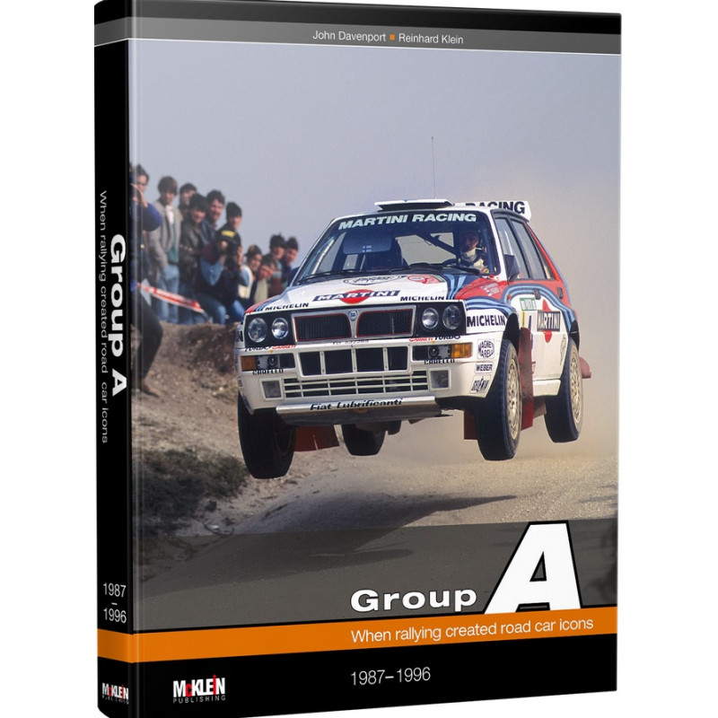 Group A - 1987-1996 When rallying created road car icons