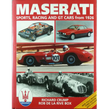 Maserati sports racing and GT cars from 1926