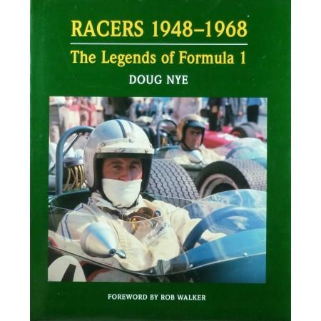 Racers 1948-1968 The Legends of Formula 1
