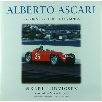 Alberto Ascari Ferrari's First double champion