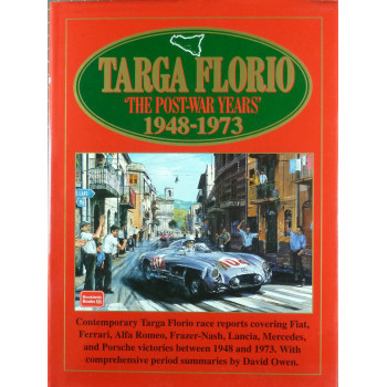 Targa Florio The Post war years 1948-1973