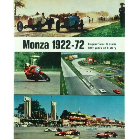 Monza 1922-1972 Cinquant'anni di storia