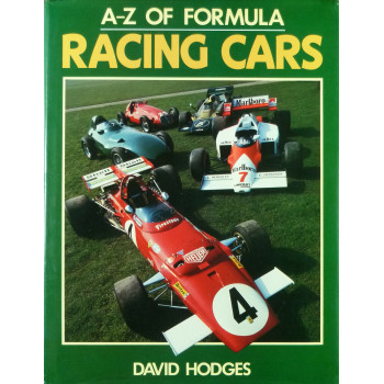 A-Z of Formula Racing Cars