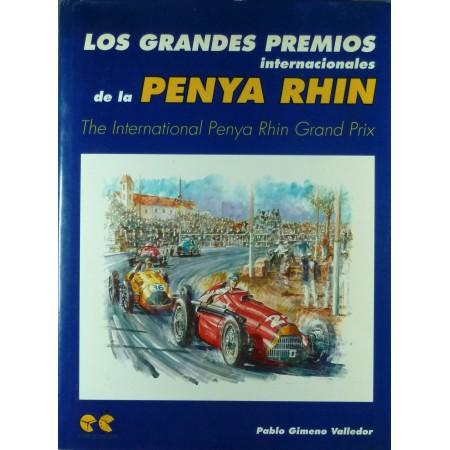 Los Gran Premios internacionales de la Penya Rhin