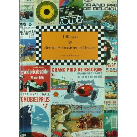 100 ans de sport automobile belge