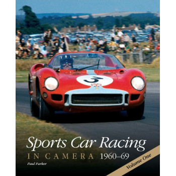 Sports Car Racing in Camera 1960-69, Volume 1 - Updated edition