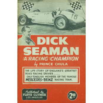 Dick Seaman A Racing Champion