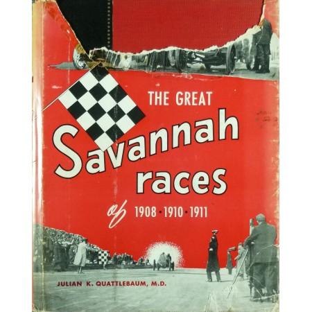 The great Savannah Races of 1908 1910 &1911