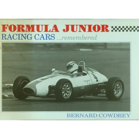 Formula Junior Racing Cars...remembered