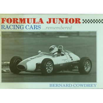 Formula Junior Racing Cars...remembered
