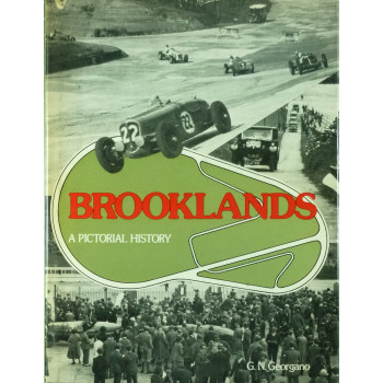 Brooklands: A Pictorial History