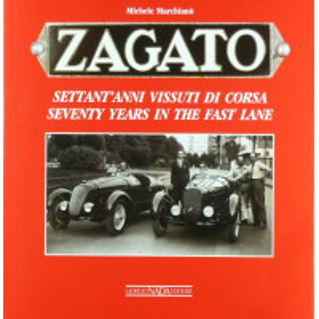 ZAGATO 1919-2000 (2 volumes in a splipcase / Italian-English Text)