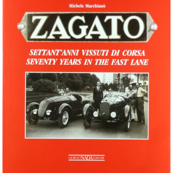 ZAGATO 1919-2000 (2 volumes in a splipcase / Italian-English Text)