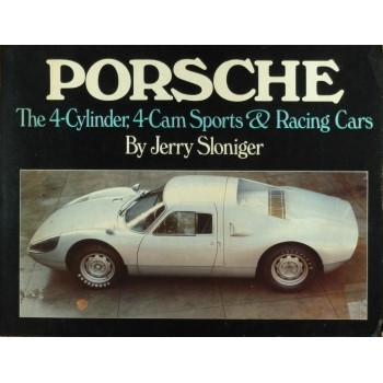 Porsche The 4 Cylindre 4 Cam Sports & Racing cars