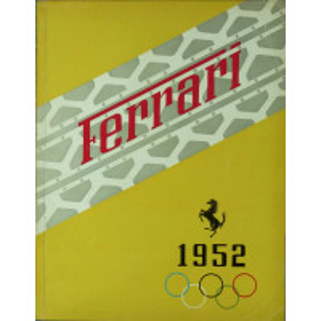 Ferrari Yearbook 1952