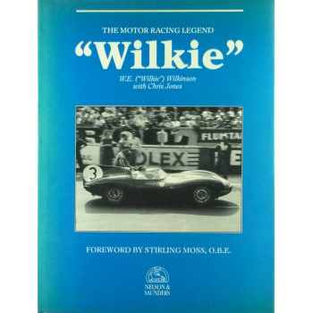"The Motor Racing Legend ""Wilkie"""