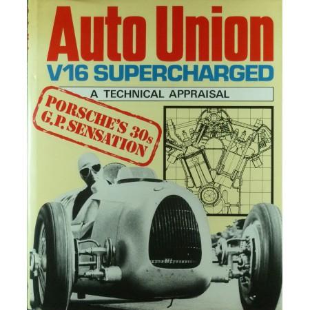 Auto Union V16 Supercharged