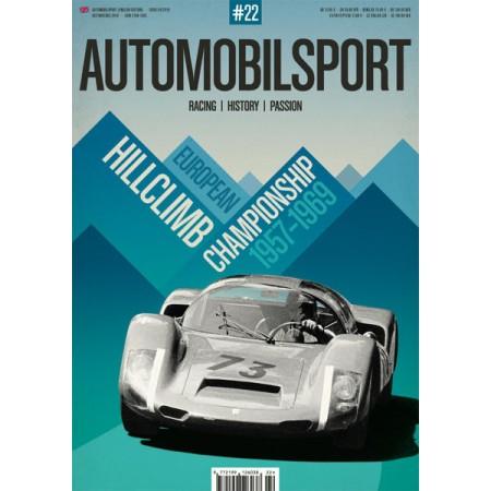 AUTOMOBILSPORT N° 22 ENGLISH EDITION 4éme Trimestre 2019