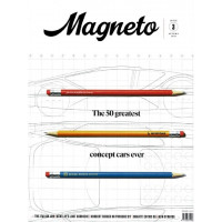 Magneto Issue 3 Autumn 2019 - The 50 Greatest Concept Cars Ever