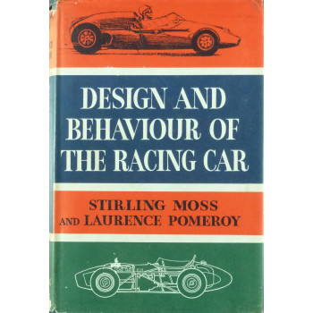Design and behaviour of the racing car