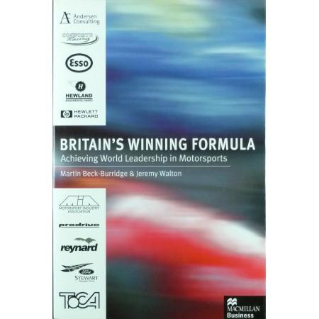 Britain's Winning Formula Achieving World Leadership in Motorsports