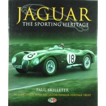 Jaguar the Sporting heritage