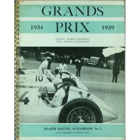 Grands Prix 1934-1939