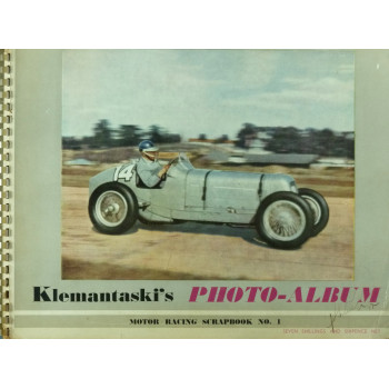 Klemantaski's Photo-Album