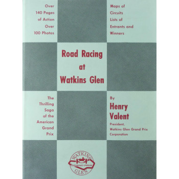 Road Racing at Watkins Glen