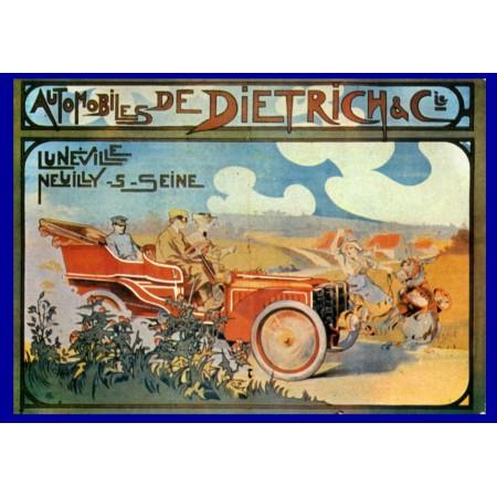 Automobiles De Dietrich - Lorraine Dietrich - 3 Volumes