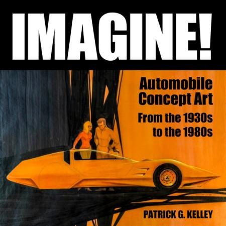 IMAGINE  AUTOMOBILE CONCEPT ART