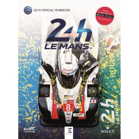 24 HOURS LE MANS 2019 OFFICIAL YEARBOOK