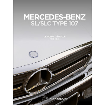 Mercedes SL / SLC type 107