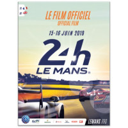 24 Heures du Mans 2019, Film officiel