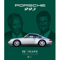 LIMITED EDITION Porsche 993 25 YEARS 1994 – 2019