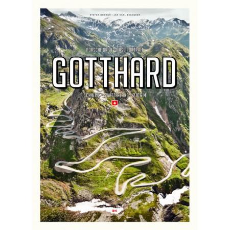 Porsche Drive – Pass Portrait – Gotthard