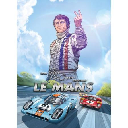 Und Steve McQueen erschuf Le Mans (German Edition)
