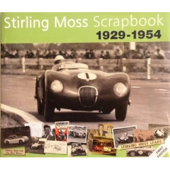 Stirling Moss Scrapbook 1929-1954