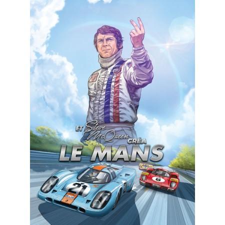 Et Steve McQueen crea Le Mans (French Edition)