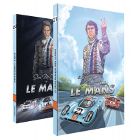 Package Steve McQueen Le Mans (French Edition)