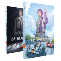 Package Steve McQueen Le Mans (English Edition)
