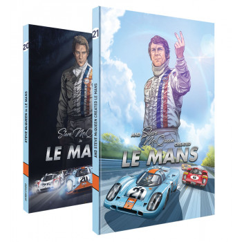 Package Steve McQueen Le Mans (Edition anglaise)