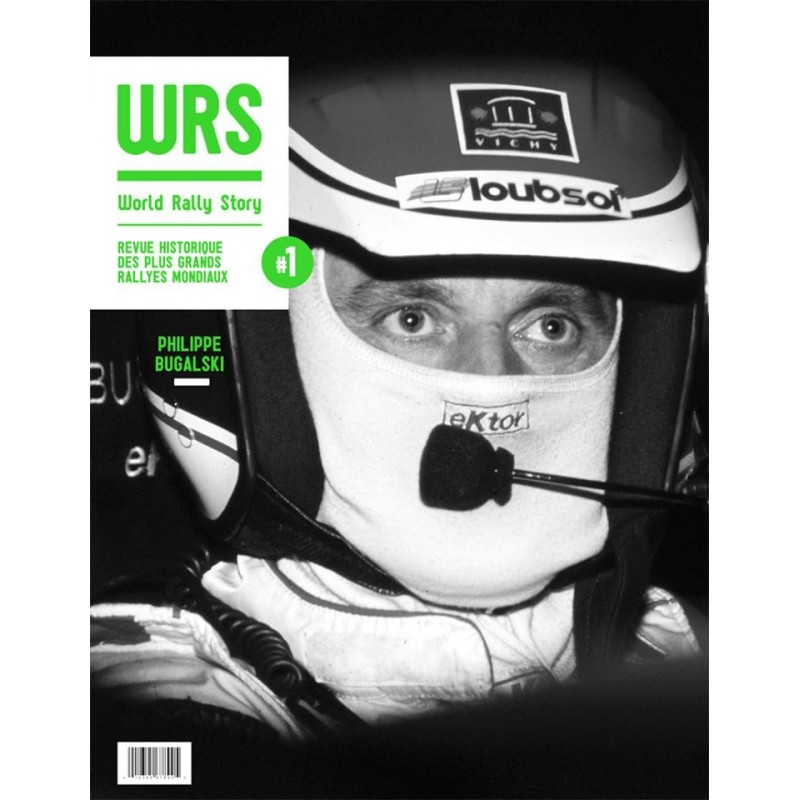 WRS Mag World Rally Story Magazine N°1