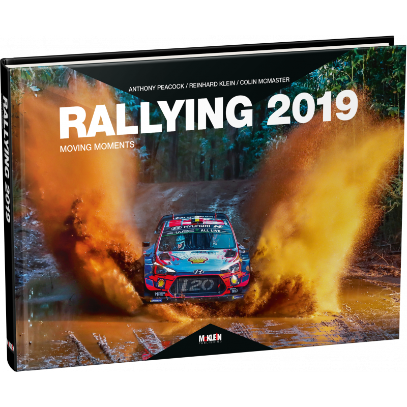 Rallying 2019 - Moving Moments