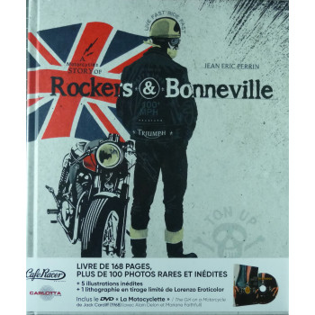 Rockers & Bonneville : With 1 (1DVD)
