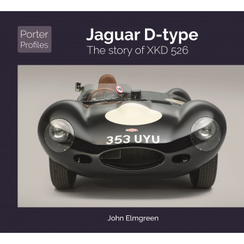 Jaguar D-type - The story of XKD526