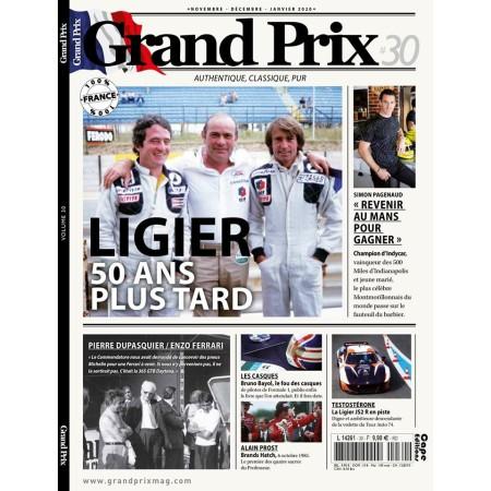 GRAND PRIX MAGAZINE N° 30